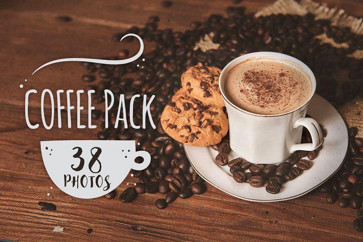Coffee PhotoPack 38 photos