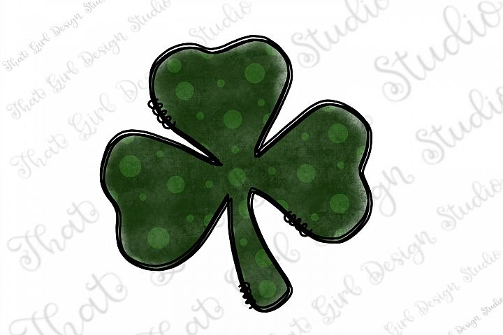 St. Patricks Day Shamrock