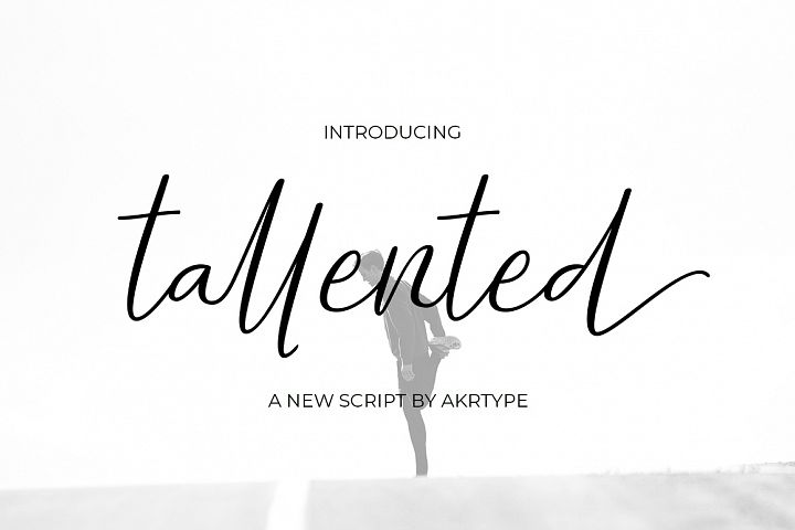 tallented script