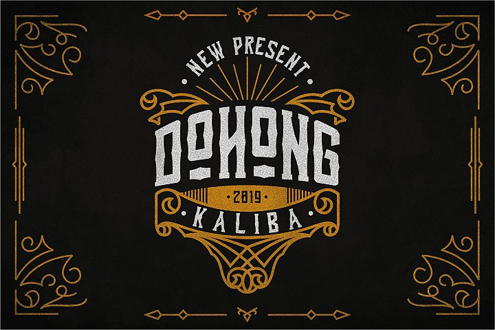 Dohong Kaliba - Display