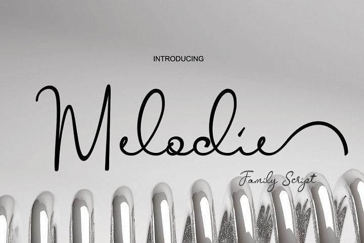 Melodie Script