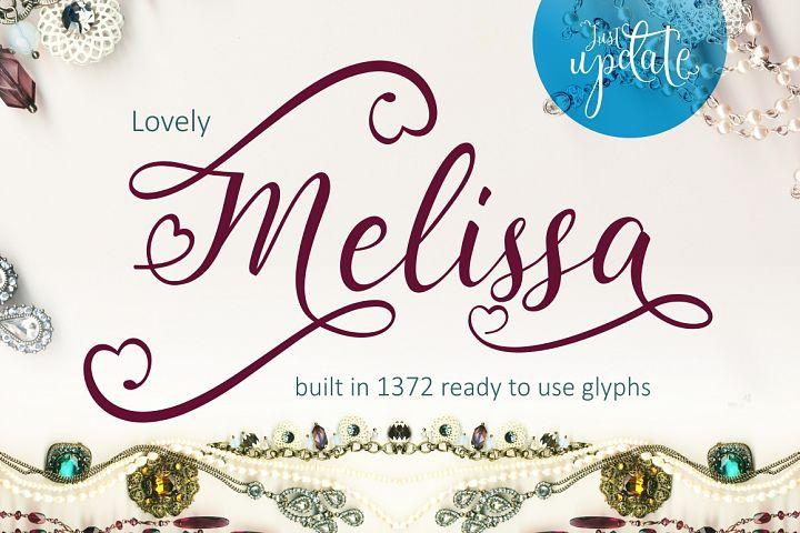 Lovely Melissa