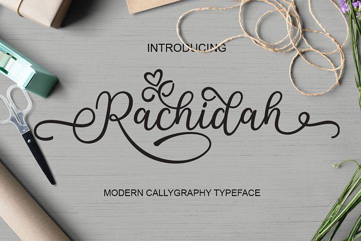 Rachidah Script