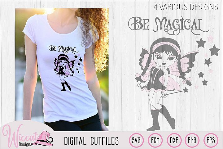 Fairy bundle, gothic fairy, magical creatures t shirt