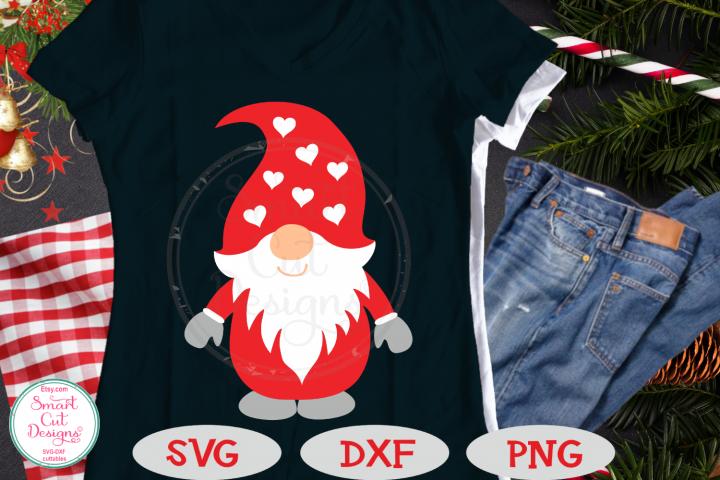 Gnome Svg, Christmas Gnome, Nordic Gnome, Farmhouse, Dxf