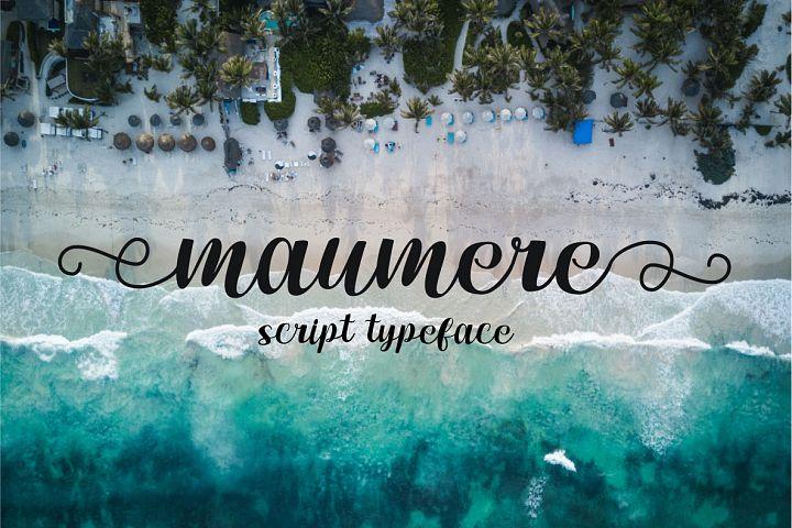 maumere script