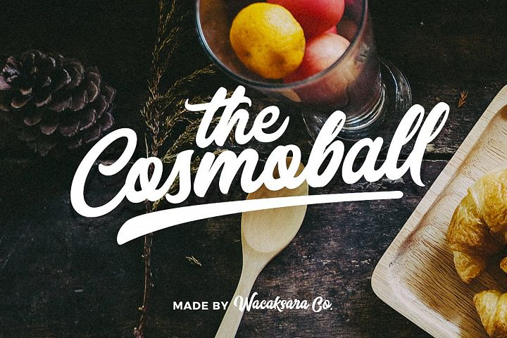 Cosmoball Script