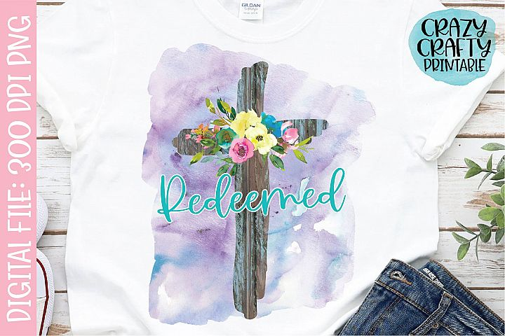 Redeemed Christian Easter PNG Printable Sublimation File