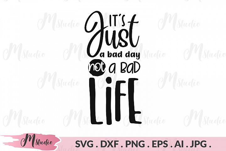 Its just a bad day svg.