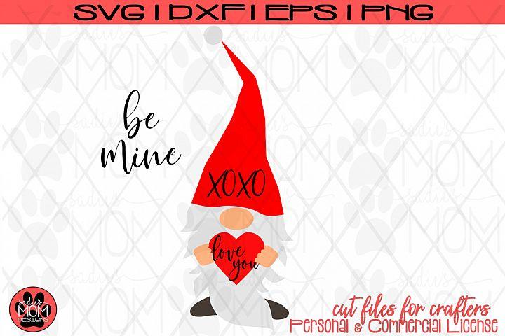 Valentine Gnome Cut File | Gnome Love