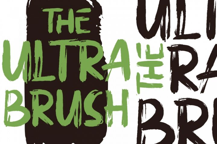 The Ultra Brush