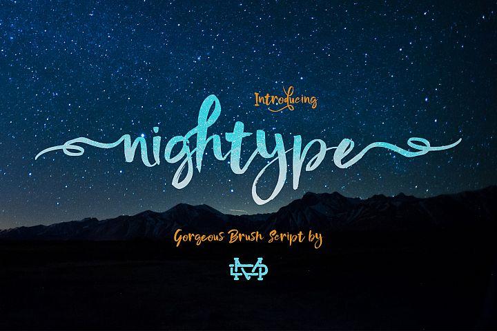 NEW I Nightype Script