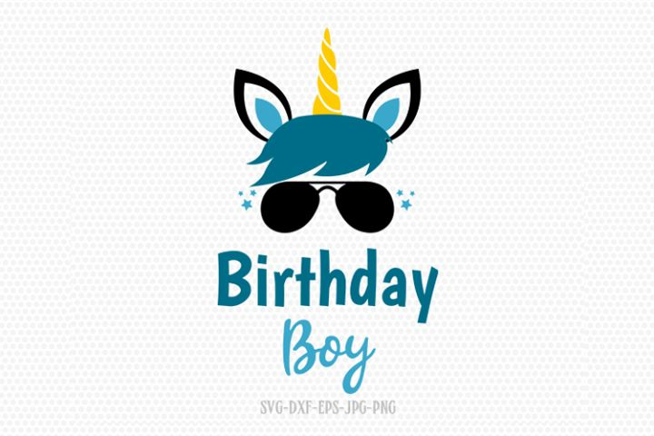 boy unicorn svg, unicorn eyelashes, boy unicorn birthday svg