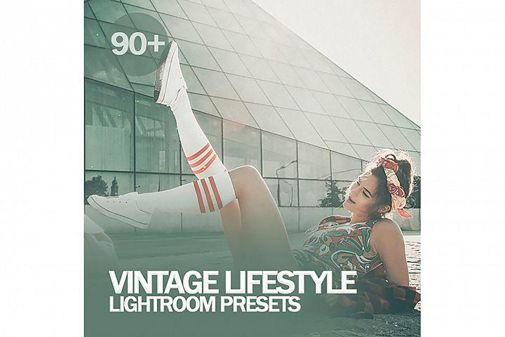 90 Vintage Lifestyle Lightroom Presets