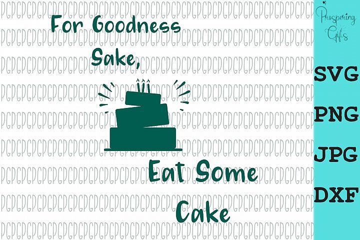 Eat Some Cake
