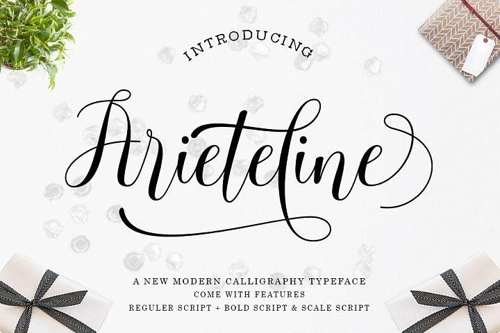 Arieteline Script