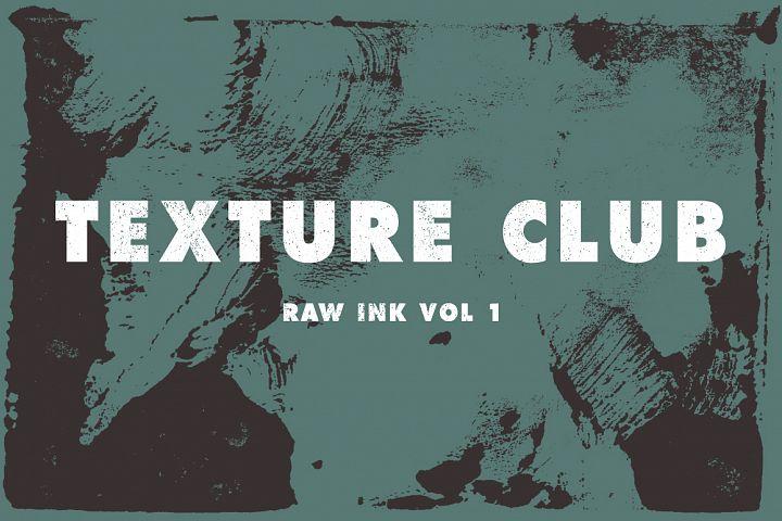 Raw Ink Vol 1