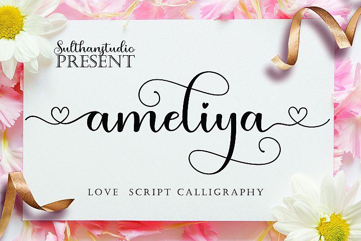 Ameliya script