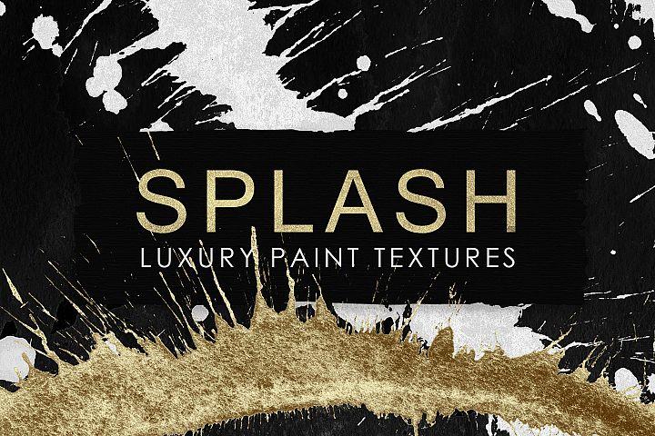 Splash Luxury Paint Backgrounds