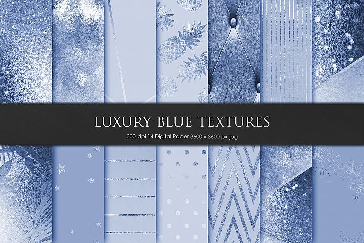 Luxury BlueTextures