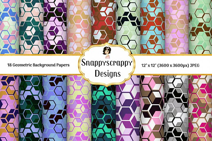 Geometric Background Papers