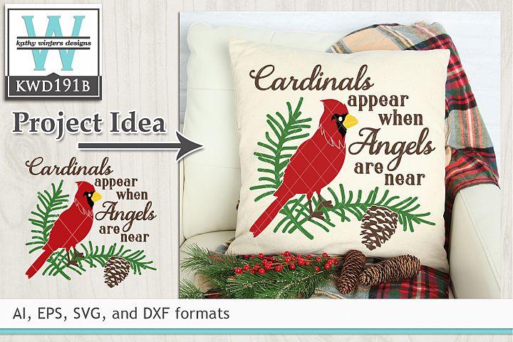 Cardinal SVG - Cardinals Appear