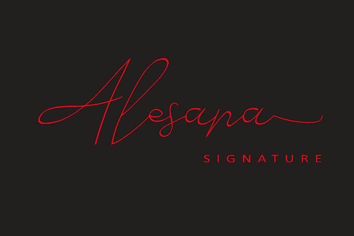 Alesana Signature