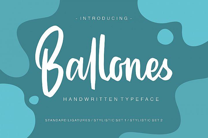 Ballones Script