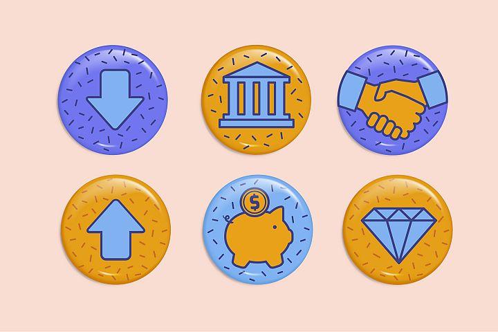 Economist Badges
