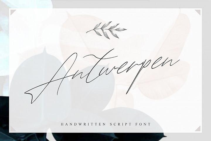 Antwerpen Script