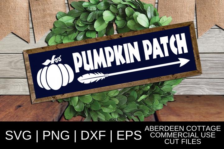 Pumpkin Patch 2 SVG