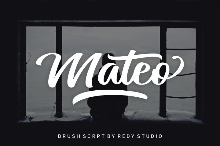 Mateo Script