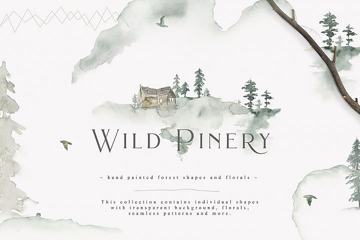 Wild Pinery Collection
