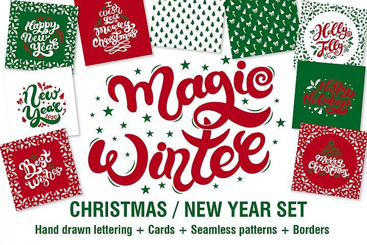 Magic Winter Set