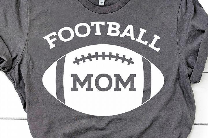 Football Mom Svg, Cheer Mom Svg, Football Svg, Sons Biggest