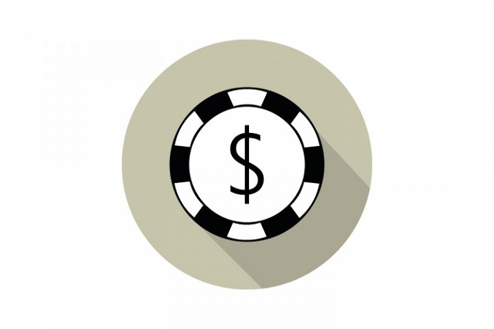 Fish poker icon