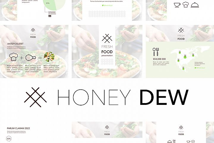 Honey Dew for PowerPoint