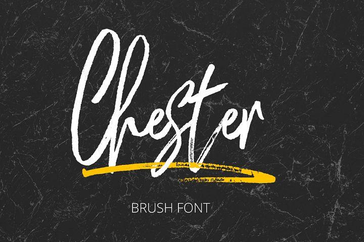 Chester Brush