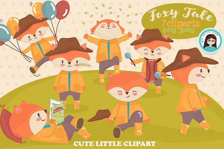 Foxy tale
