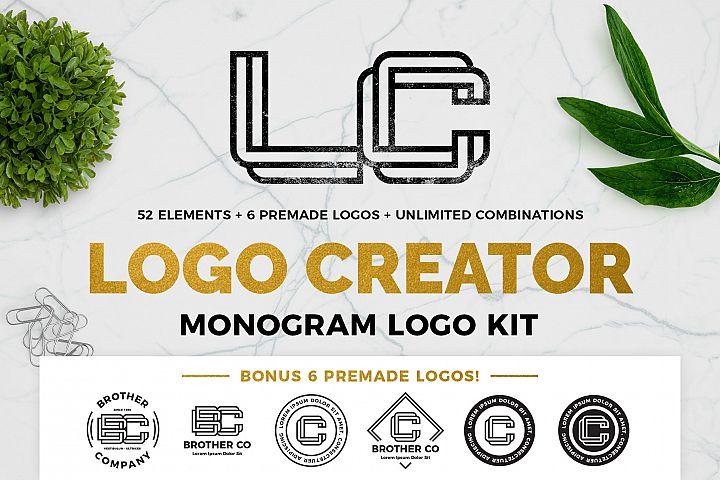 Monogram Logo Creator