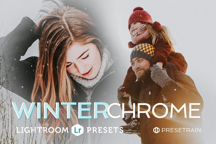 WinterChrome Lightroom Presets