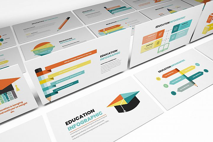 Education Infographic Powerpoint