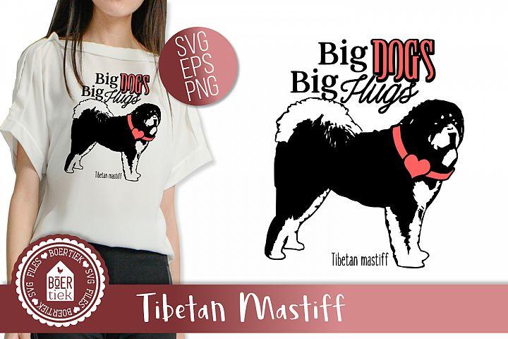 Big dogs, big hugs