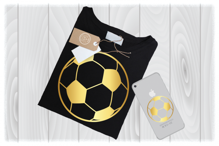 Soccer Ball Cut File Mom SVG Files for Cricut Sports Designs