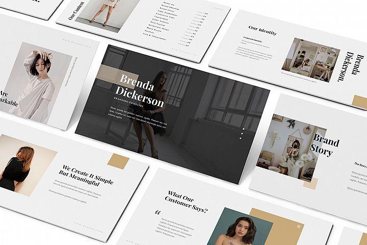 Brenda-Brand Guideline Google Slides