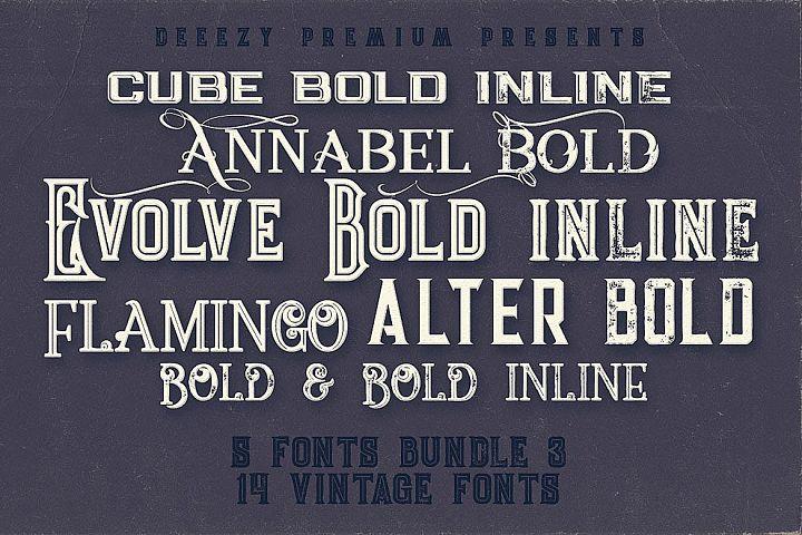 Cool Vintage Fonts