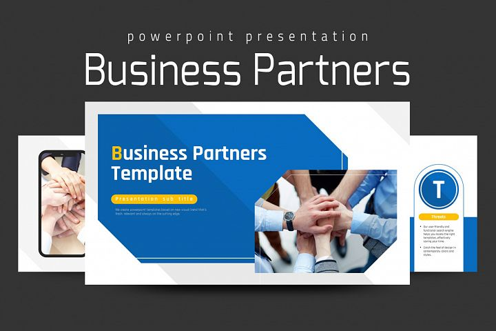 Business Partners Template