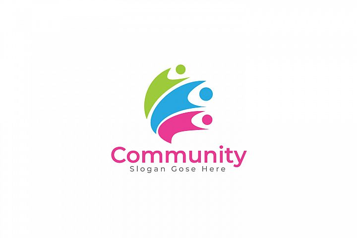 Community Logo Design.