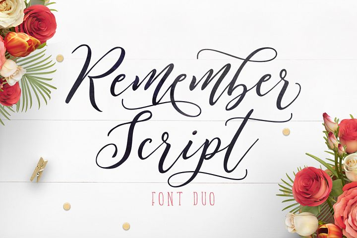 Remember Script