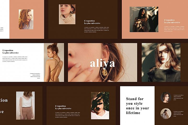 Aliya - Fashion Keynote